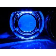 светодиоди лед сини фарове